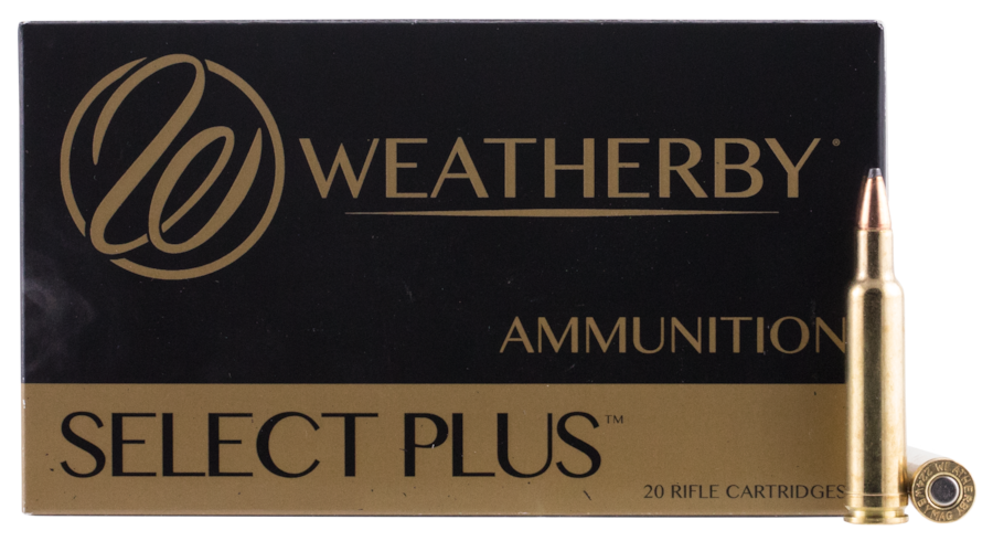 WEATHERBY SELECT PLUS