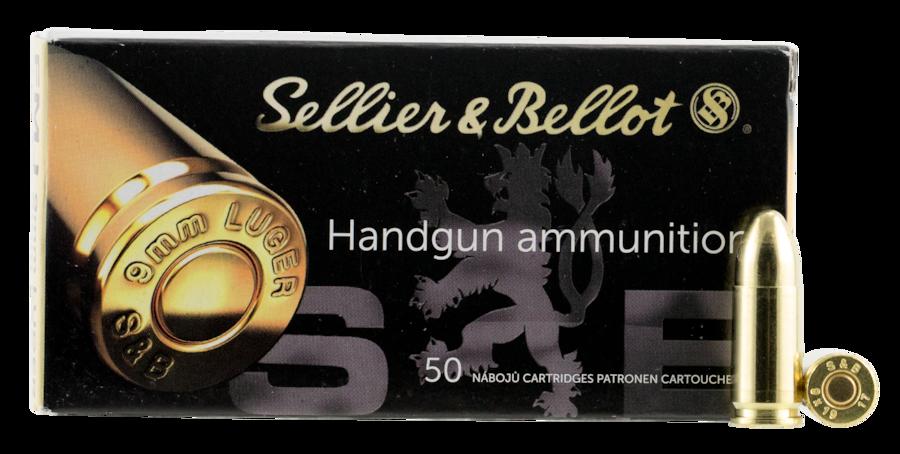 SELLIER & BELLOT HANDGUN
