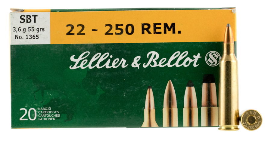 SELLIER & BELLOT RIFLE