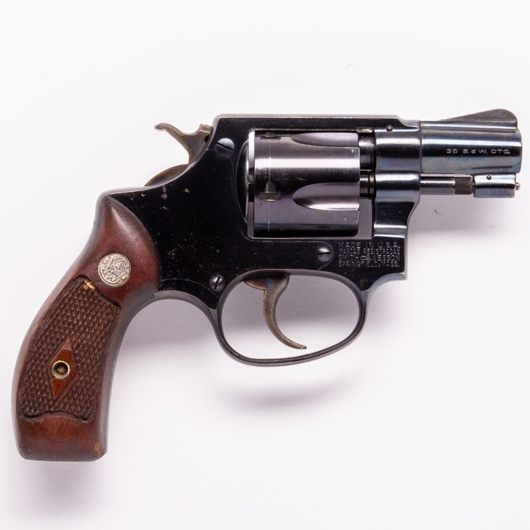 SMITH & WESSON TERRIER (PRE 32)