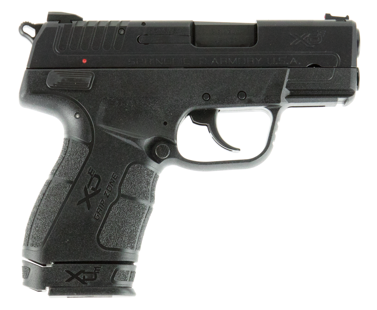 SPRINGFIELD ARMORY XD-E EVERY DAY CARRY PACKAGE