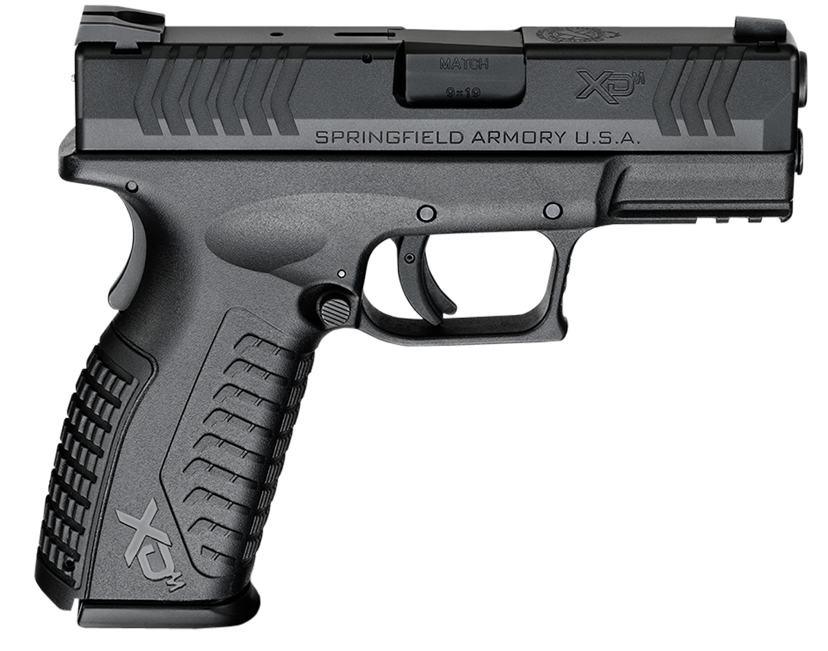 SPRINGFIELD ARMORY XD(M) INSTANT GEAR UP PACKAGE