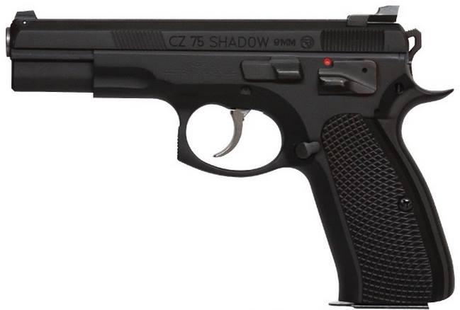 CZ 75 SHADOW TAC II