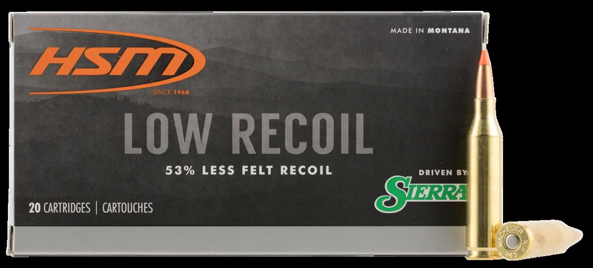 HSM LOW RECOIL