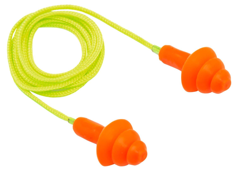 PYRAMEX Reusable Earplugs