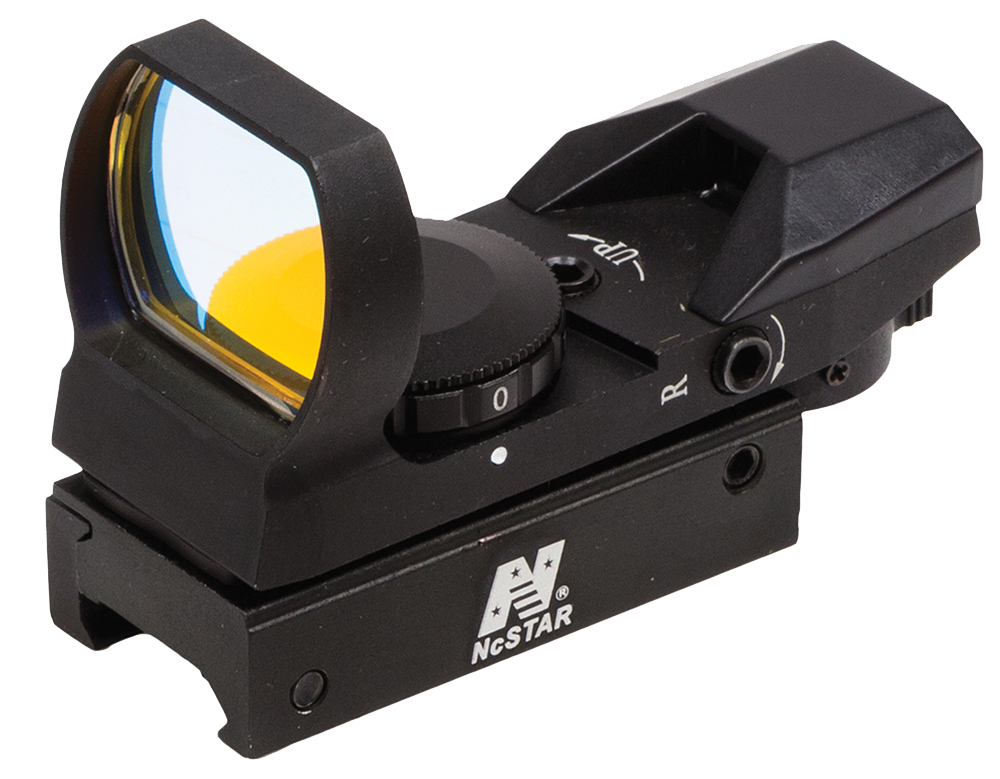 NCSTAR FOUR RETICLE REFLEX