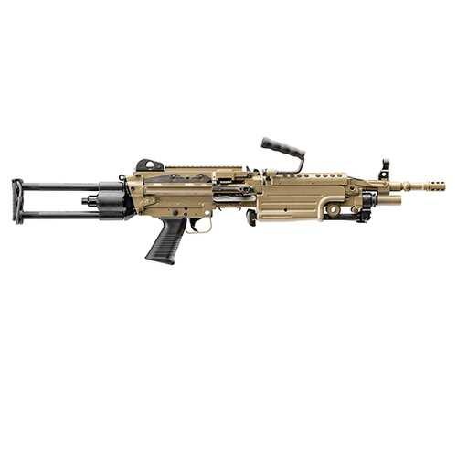 m249s para semi auto rifle FDE