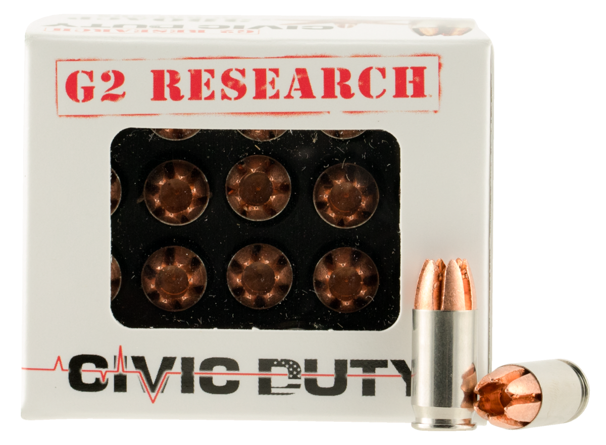 G2 RESEARCH CIVIC DUTY
