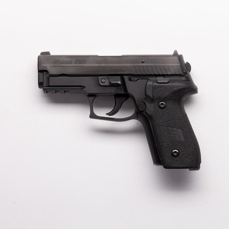 SIG SAUER P229 DAK