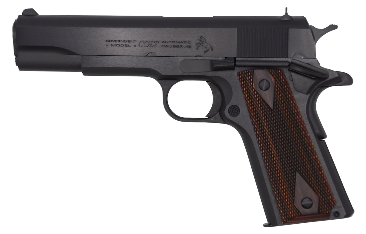 COLT SERIES 70 GOVERNMENT 1911 CLASSIC