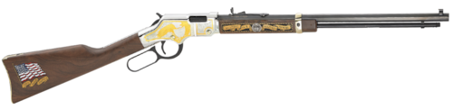 Henry H004MS2 Golden Boy Military Service Tribute shotgun