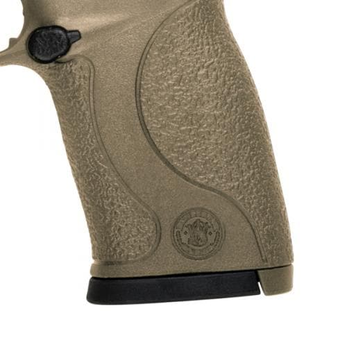 SMITH & WESSON M&P22 COMPACT CERAKOTE FDE THREADED BARREL