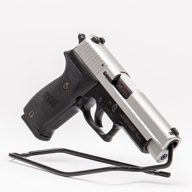 SIG SAUER P220 2-TONE