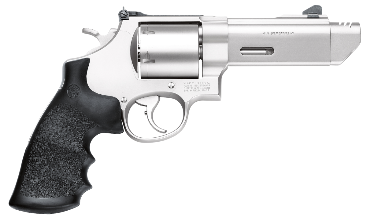 SMITH & WESSON 629 V-COMP PERFORMANCE