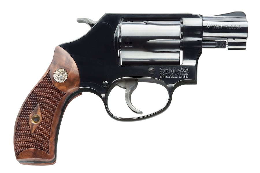 SMITH & WESSON MODEL 36-10