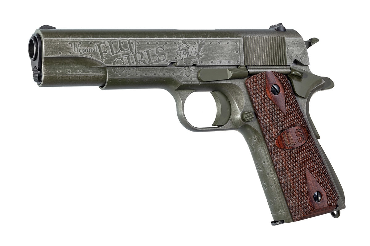 AUTO-ORDNANCE 1911 FLY GIRLS WWII EDITION