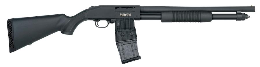 MOSSBERG 590M MAG-FED