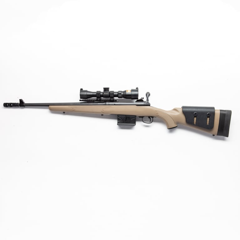 SAVAGE ARMS 11 SCOUT