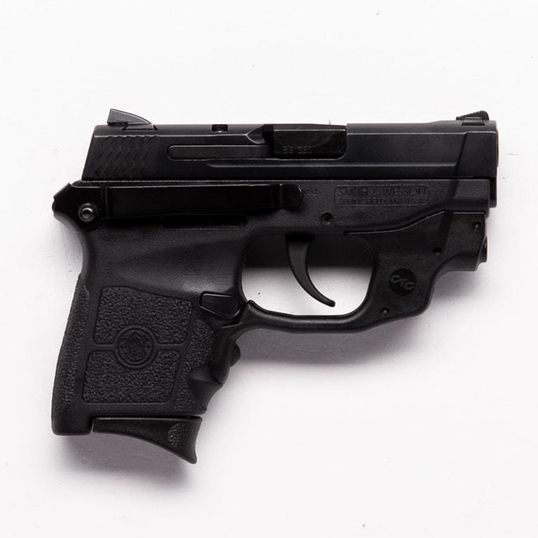 Smith & Wesson M&p Bodyguard 380 Crimson Trace Green Laserguard