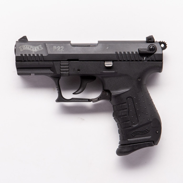 Walther P22 Stainless