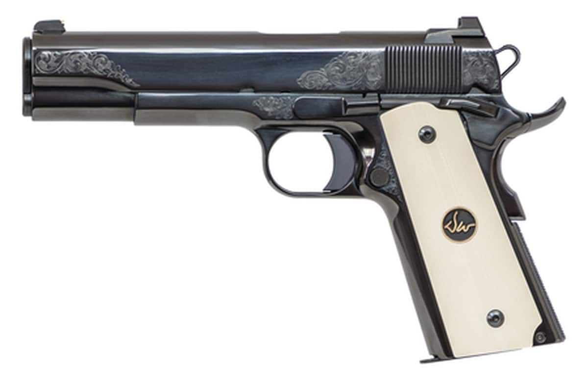 DAN WESSON 50TH ANNIVERSARY LTD. ED.