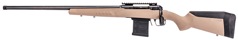 SAVAGE ARMS 110 TACTICAL DESERT LEFT HANDED