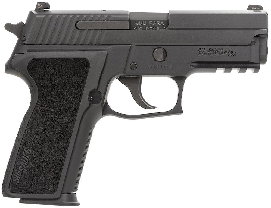SIG SAUER P229 NITRON MA COMPLIANT
