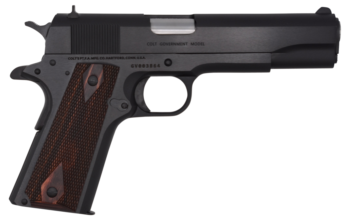 GOVERNMENT MODEL 1911