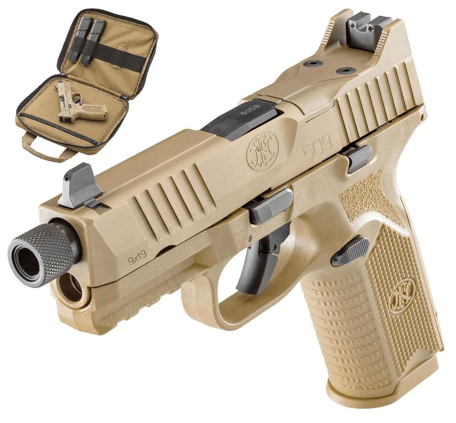 FN AMERICA 509 TACTICAL