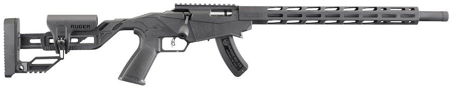 RUGER PRECISION RIFLE RIMFIRE