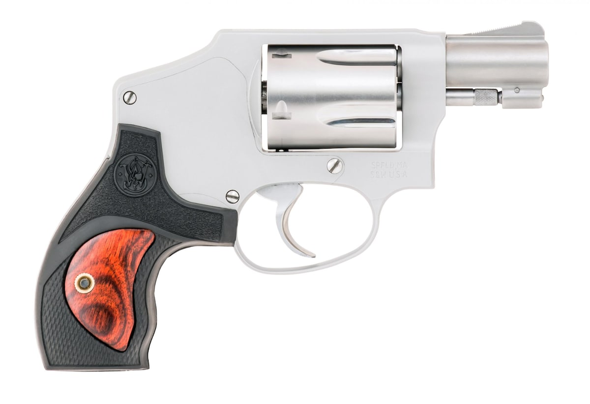 SMITH & WESSON 642 PERFORMANCE CENTER