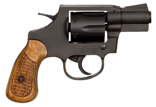 Rock Island 51283 Revolver M206 Wood Grip Black Parkerized right.png