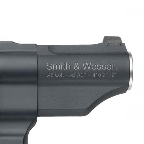 SMITH & WESSON GOVERNOR CRIMSON TRACE LASERGRIPS