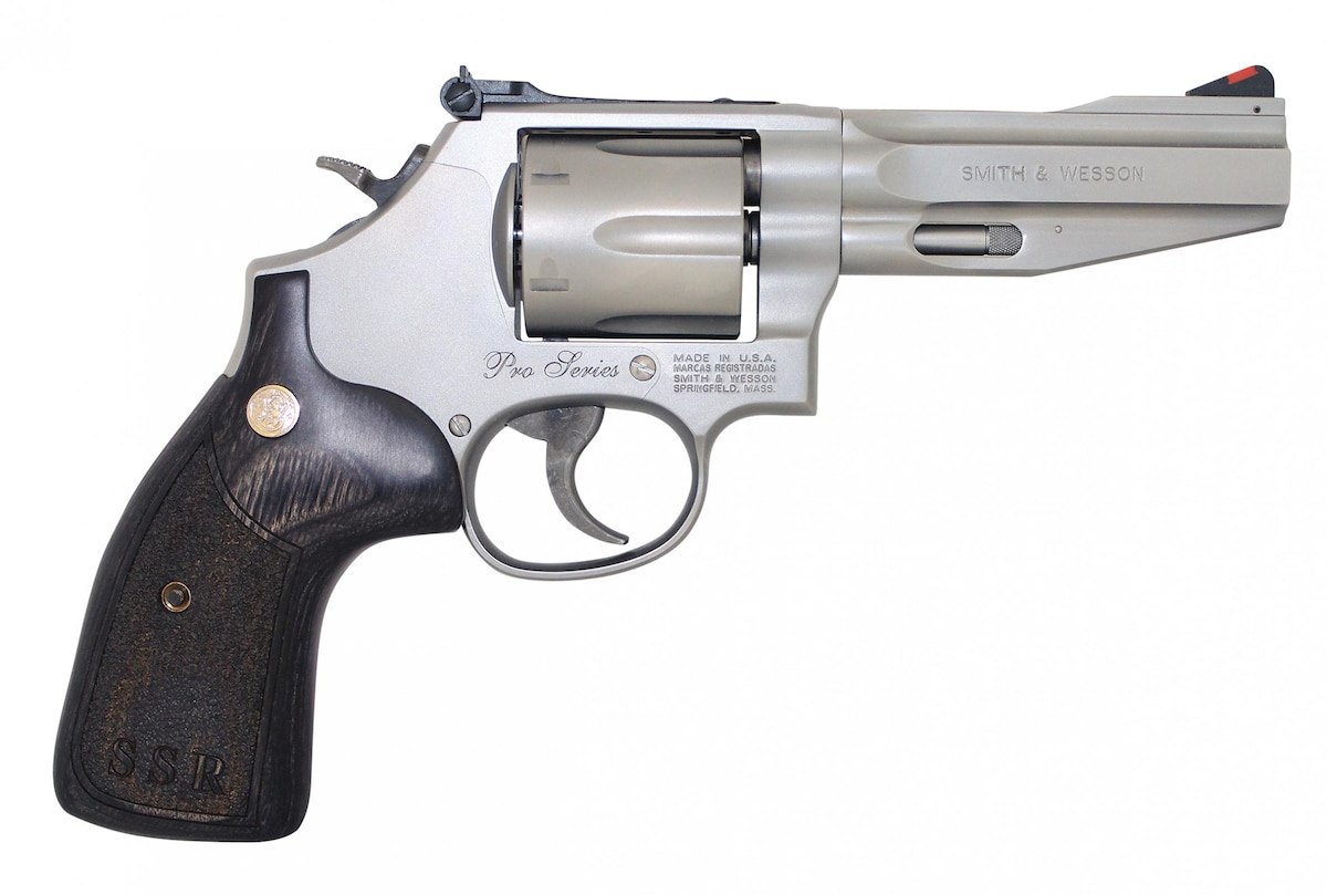 SMITH & WESSON 686 SSR PRO PERFORMANCE