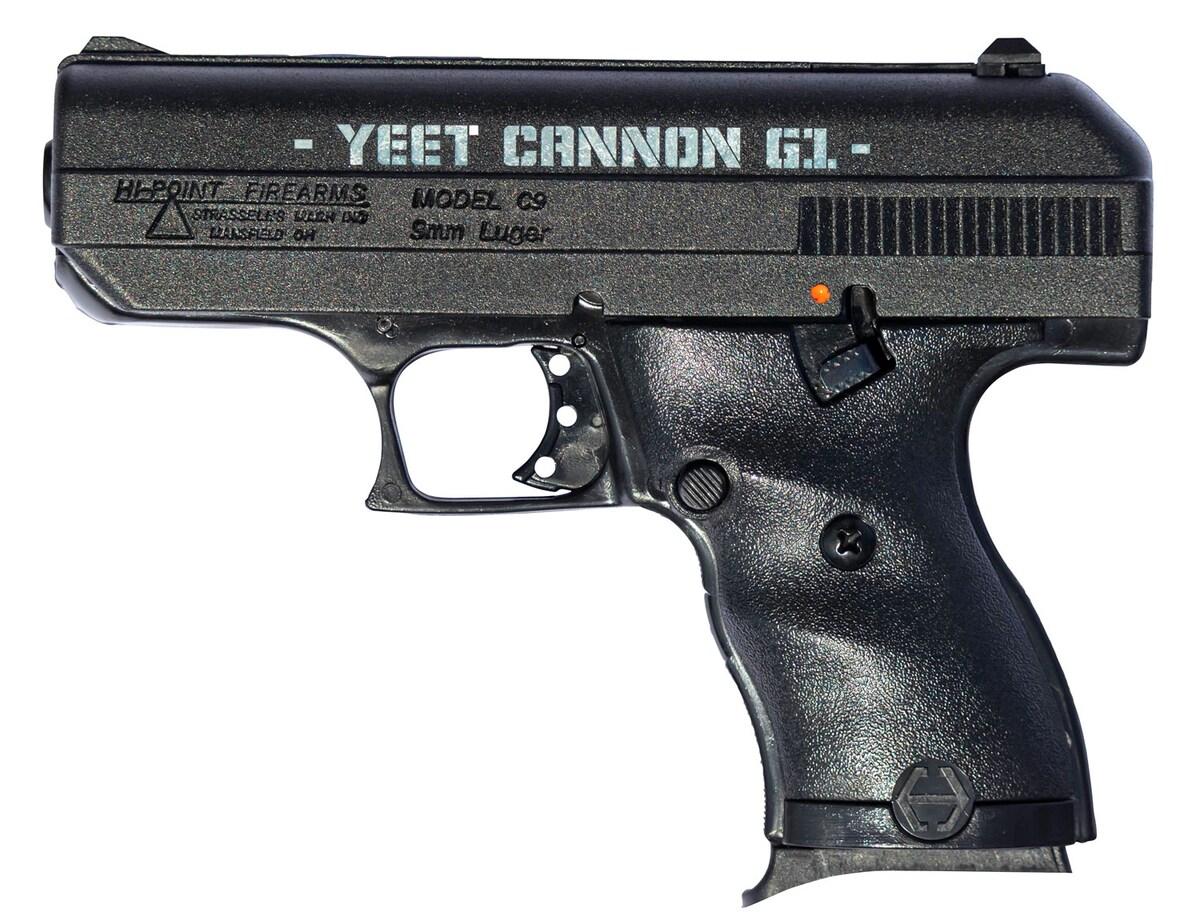 HI-POINT C9 YEET CANNON G1
