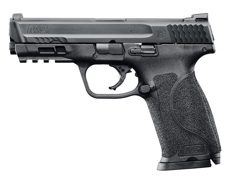 SMITH & WESSON M&P40 M2.0 10 ROUNDS