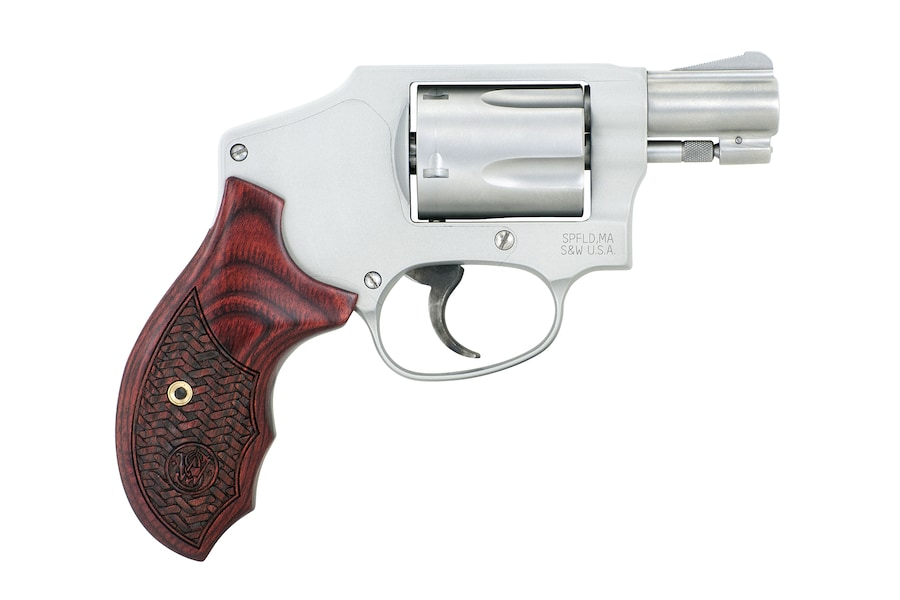SMITH & WESSON 642 PERFORMANCE CENTER ENHANCED ACTION