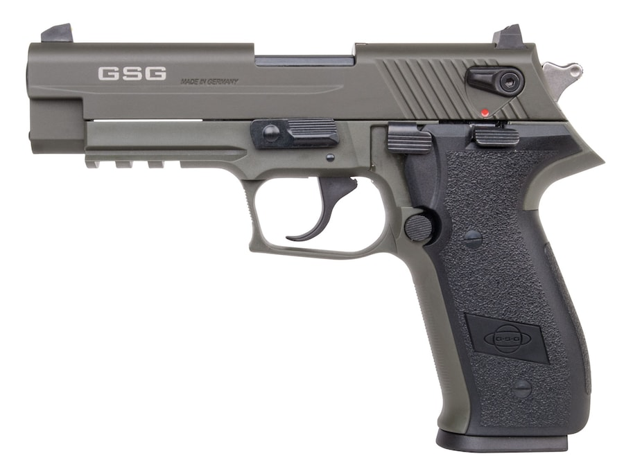 AMERICAN TACTICAL IMPORTS GSG FIREFLY GREEN