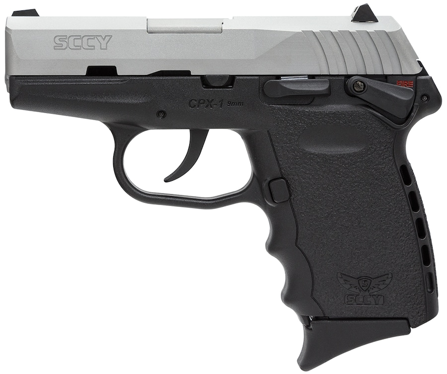 SCCY CPX-1