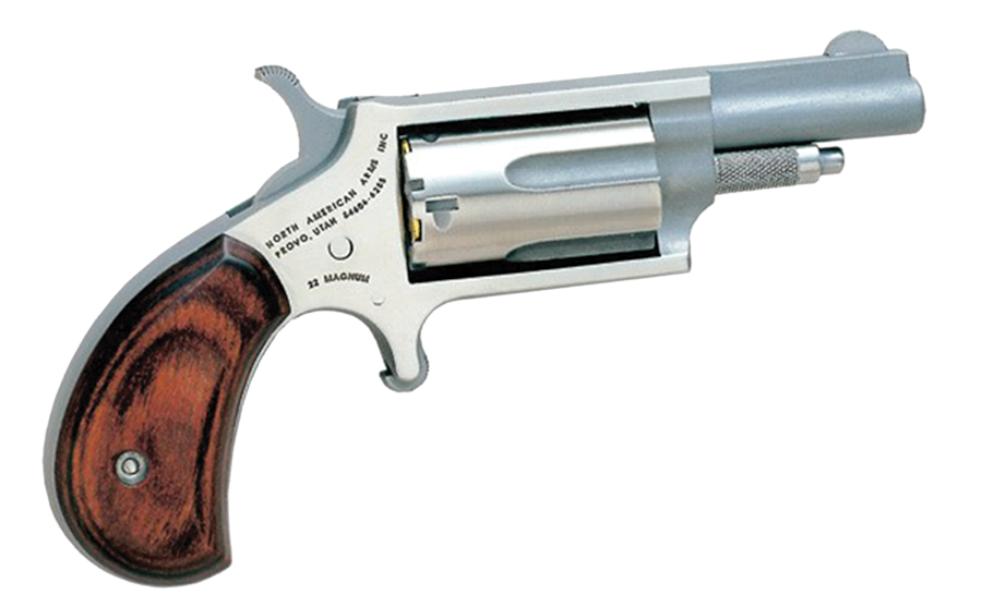 NORTH AMERICAN ARMS MINI REVOLVER 22LR/22MAG