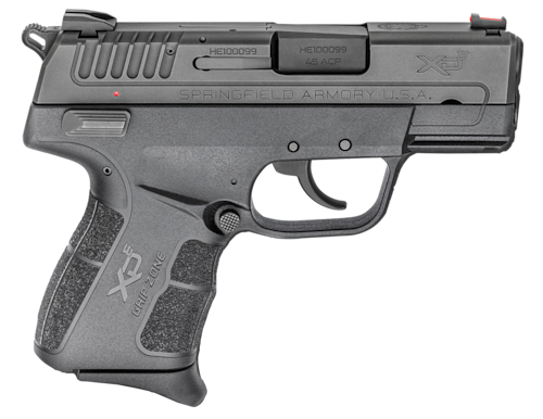 """Springfield Armory XDE 3.3"""" 9mm"""
