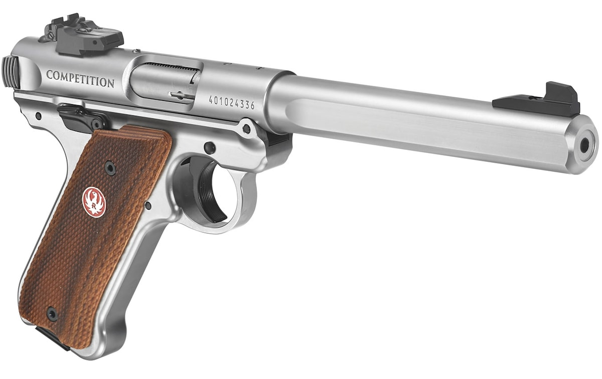 RUGER MARK IV COMPETITION