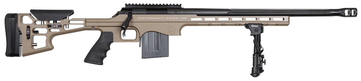 THOMPSON/CENTER ARMS PERFORMANCE CENTER LRR