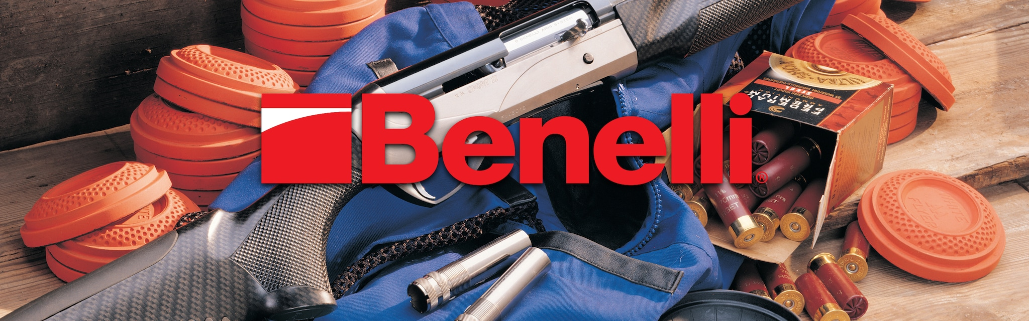 Benelli Brand Page