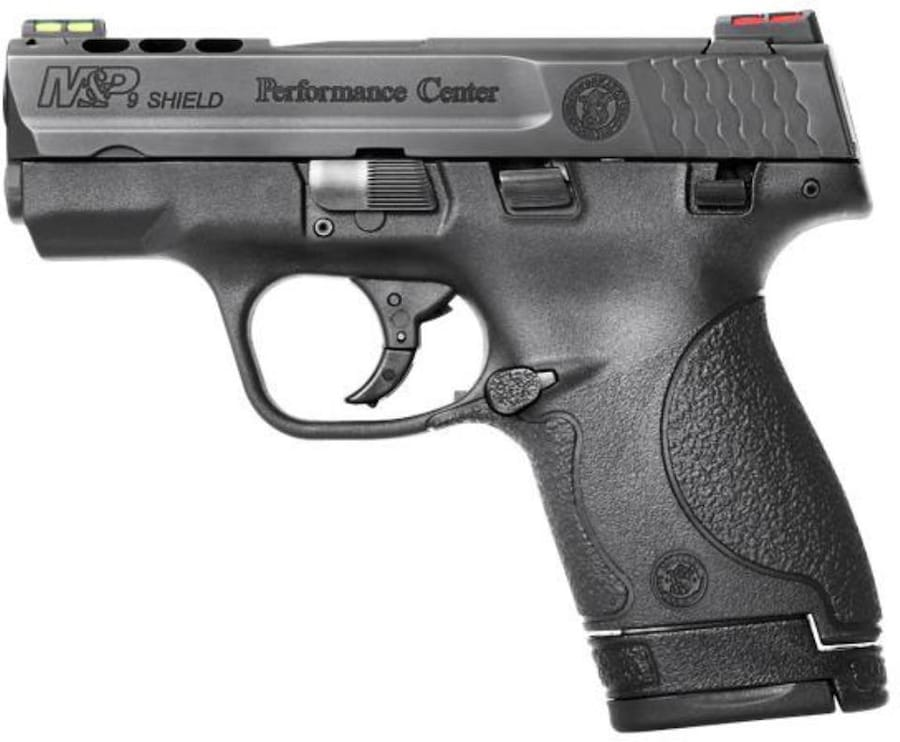 SMITH & WESSON M&P9 SHIELD PC PORTED