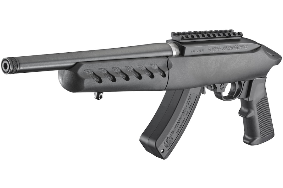 RUGER 22 CHARGER TAKEDOWN