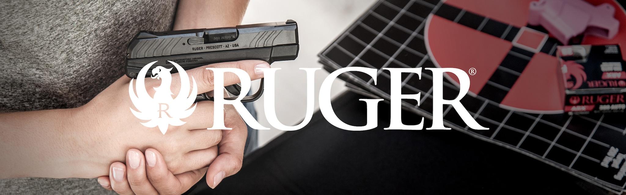 Ruger brand image