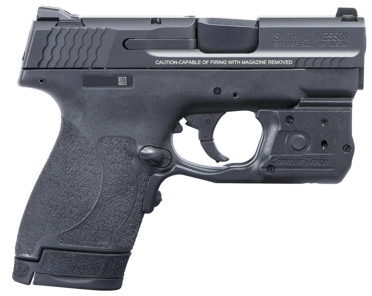 SMITH & Wesson M&P 40 SHIELD LASERGUARD PRO
