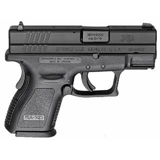 "SPRINGFIELD ARMORY XD 3"" DEFENDER"