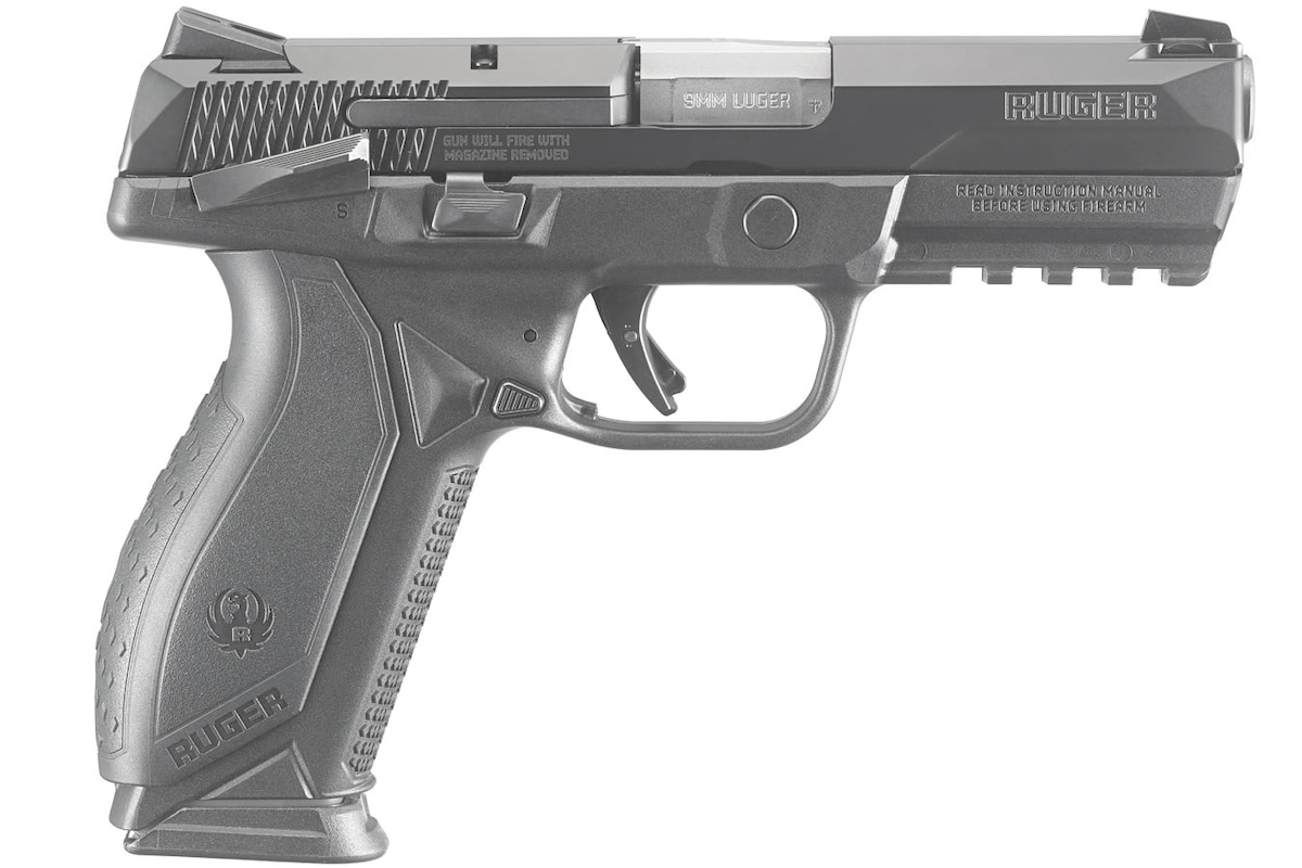 RUGER AMERICAN DUTY